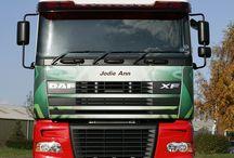 Stobart Trucks