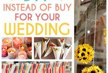 Wedding DIY-ideas