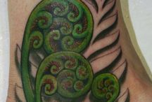 Tattoos I love ...