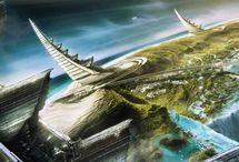 SF & Fantasy / by Moreno Tiziani