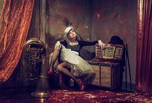 Modesta Pastiche / Modesta Pastiche in my studio