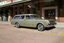 Ford Falcon originals