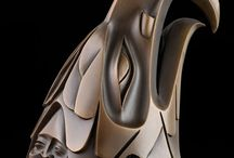 PNW Native sculpture