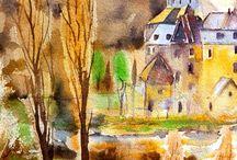 FRANCE, GARGILESSE_DAMPIERRE