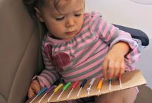 Toddler Activities / by Tricia Gadomski