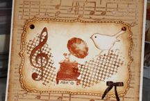 Cards - Music