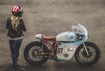 Kobiety na motory