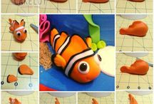 cake decorations - animals