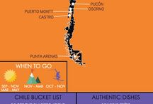 Chile Travel / Chile travel board mainly focuses on Patagonia and Easter Island.