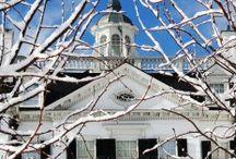 The Mount: Edith Wharton's Home / Edith Wharton's gorgeous house and gardens in Lenox, Massachusetts.
