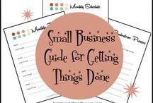 crochet business stuff / by Deborah Cahill