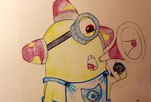 Bee-do / Minion