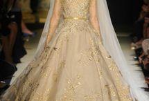 dream wedding dressed