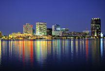 Norfolk VA / Explore the beautiful city of mermaids!