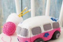 Camper Van / Lovely camper van stuff available from our web site.