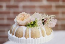 Wedding Cake Inspirations / by Nordic Ware