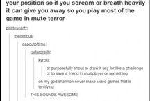 Game Ideas