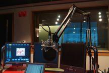 Radio Broadcasting Studio - Modern