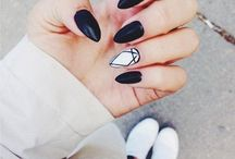 Wzory do malowania paznokci