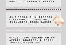 HEALTH / Healthy food and stuff!