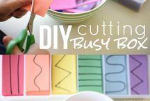 Cutting busy box