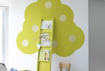 kids rooms / by Patricia Bucio