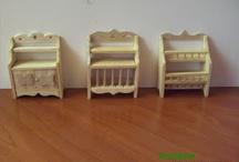 Dolls House DIY Furniture