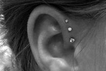 Tattoos and Piercings / Favourite tattoos,tattoo ideas, and a variety of piercings.