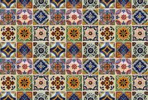 Old world tiles / oldworldtiles.com.au Mexican tiles Home decor
