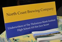 No. Coast Brewing Company presents... / The Thelonious Monk Institute National Performing Arts High School All-Star Jazz Sextet / by North Coast Brewing Company