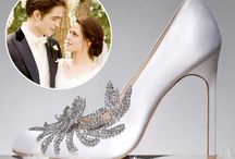 Design Wedding shoes / Getting ideas to design custom made wedding shoes...coming to a wedding near you.
