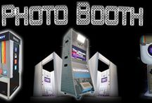 Photo Booths / These are some of the different photo booths we offer for bar mitzvahs, bat mitzvahs, and corporate events.   www.CocktailHourEntertainment.com 954-612-7431