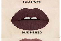 pink lip