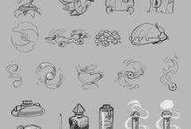 Illustration - Game Items