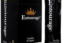 Entourage Cigars / These smoke are machine-made, but their terrific quality and masterful blend endows them with many endearing qualities that are typical of handmade cigars.