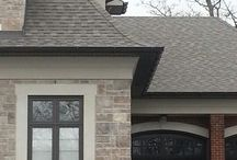 Ken and Irene / Exterior paint colors