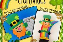 St. Patrick's Day / by Danielle Osmond