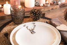 Art de la Table / Décorer votre table des plus belles pièces pour faire rêver vos invités !