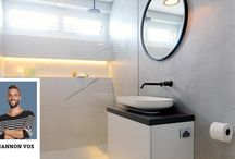 Bathrooms and accessories / Design and detail