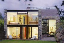 A building for human habitation.