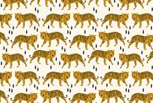 fabric & textile / by Elizabeth Stevens Morris