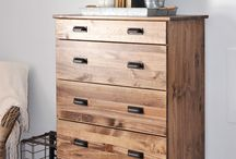 Tall Dresser Decor
