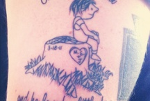 Tattoos I Like / by Janice Shaffer