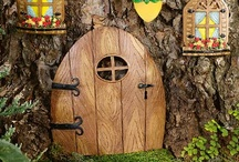 Fairy Houses and Gardens / by Lois Williams Bunch