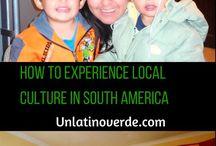 Travel | South America