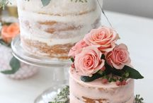 Floral glitter birthday party