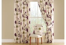 Brighten Me Up  / When it's cold and wet and windy out there, we want to keep warm and in good spirits at home. Here, we share curtains that help lift us.