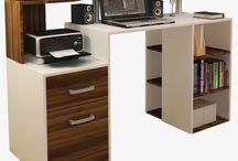 Pisarna po korakih / Širok izbor pisarniške opreme za vsak okus. Pisarne, pisalne mize, vrtljivi stoli, konferenčni stoli, regali, pisarniški artikli.