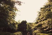 Outdoor Spaces / by Elena Burt