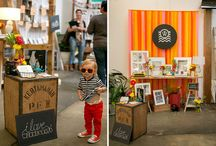 Trade show booths/Decor/Styling